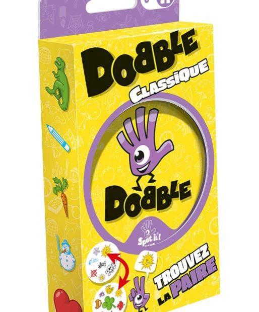 Dobble : : jeux de voyage