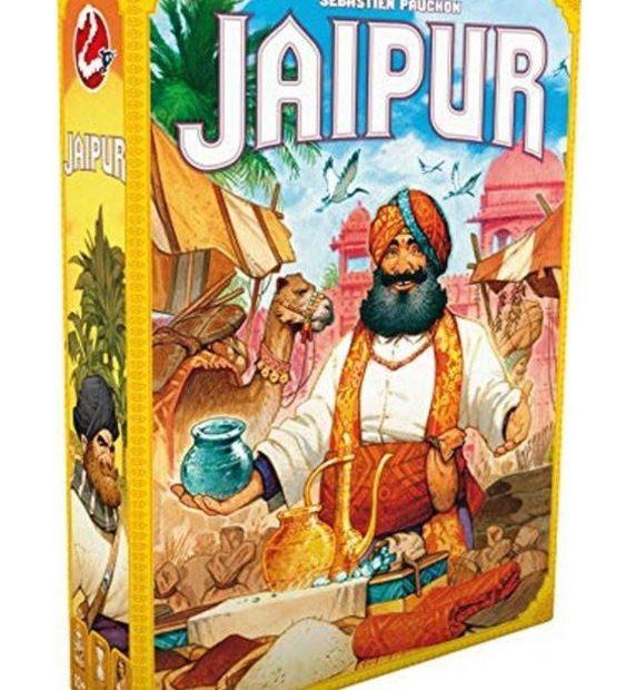 Jaipur : un des meilleurs jeux de voyage