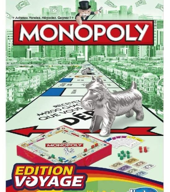 Monopoly (éditions voyages)