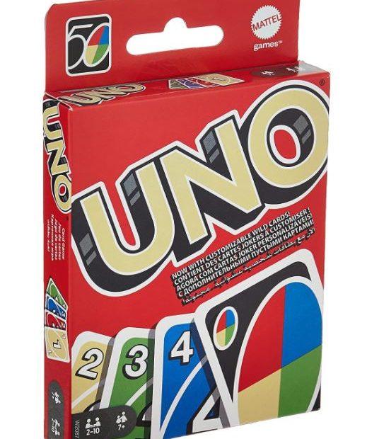 Uno : jeux de voyage